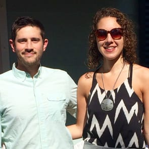 Photo of Ben and Becca Elman