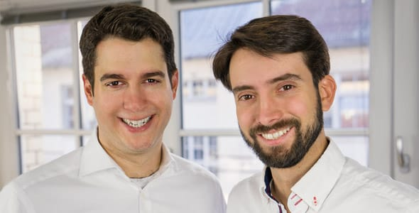 Photo of EliteSingles.com founders