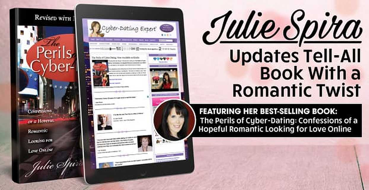 Julie Spira Updates Tell-All Book With a Romantic Twist