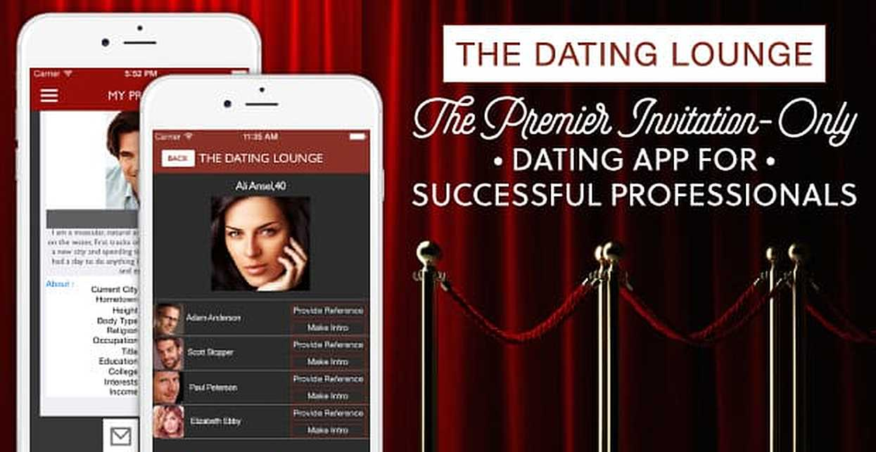 Dating features app