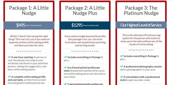 Photo of A Little Nudge package plan