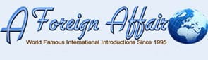 Photo of A Foreign Affair logo