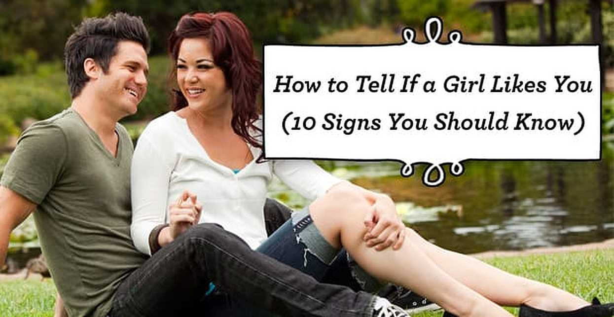How To Tell If Girl Likes You Online Hookup