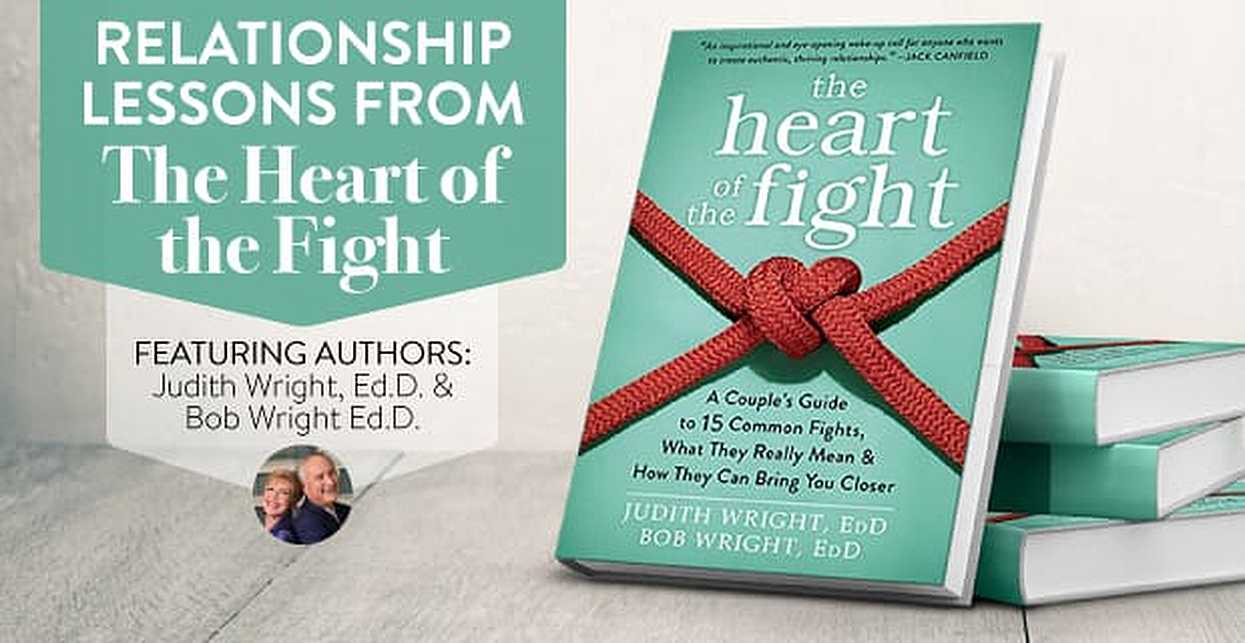 """Fighting in a Relationship: You're Doing It Wrong & Other Lessons From """"The Heart of the Fight"""""""