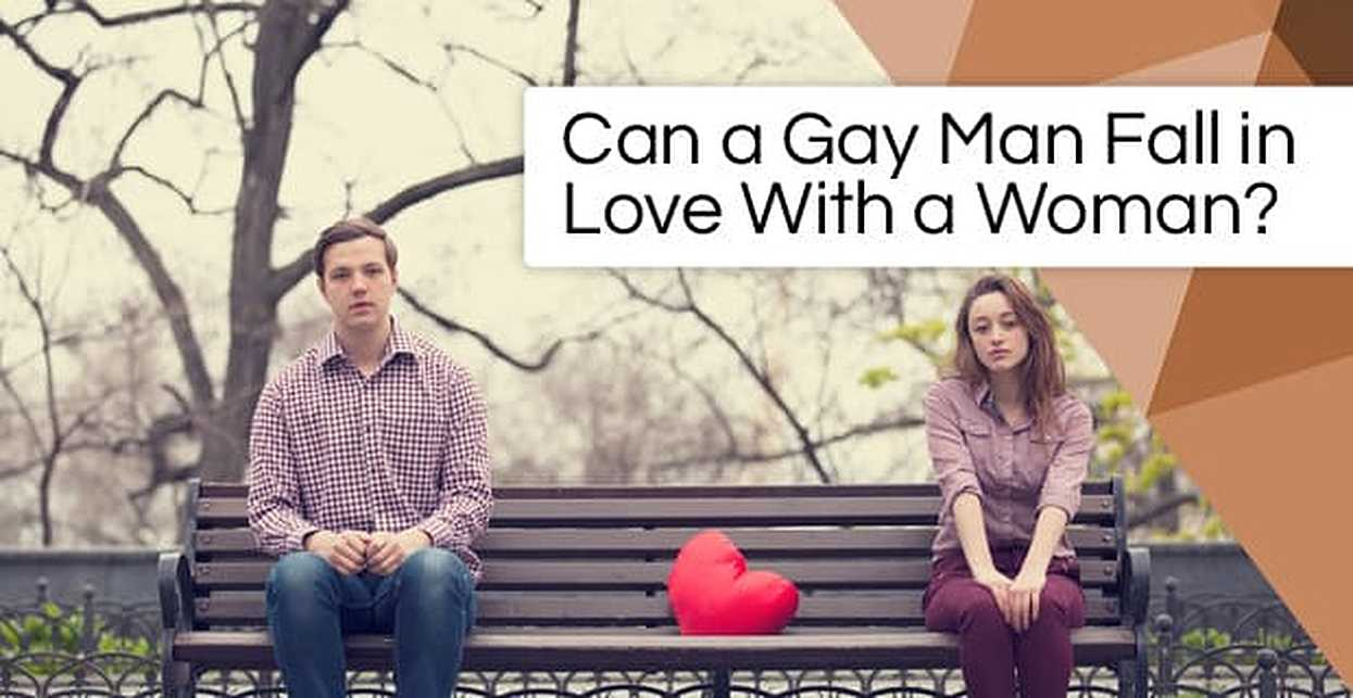 Can a Gay Man Fall in Love With a Woman?
