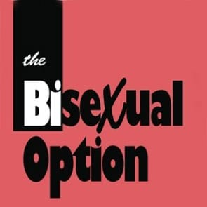"""Photo of """"The Bisexual Option"""" cover"""