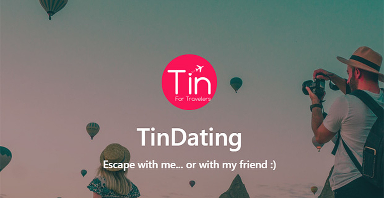"""TinDating: The Platform for a Global Community of Singles to """"Speed Date"""" Online"""