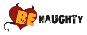 Photo of the BeNaughty logo