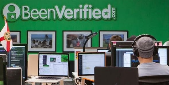 Photo of BeenVerified's office
