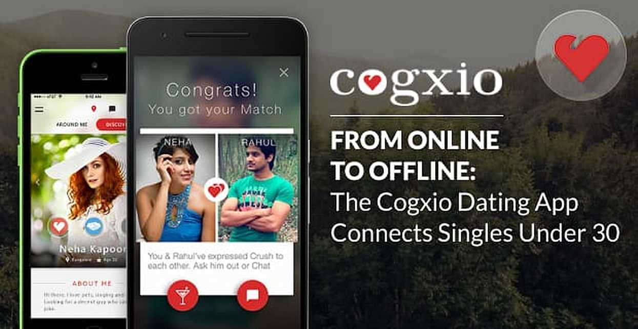 Online to Offline  The Cogxio Dating App Connects Singles Under    From Online to Offline  The Cogxio Dating App Connects Singles Under