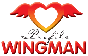 An image of the Profile Wingman logo