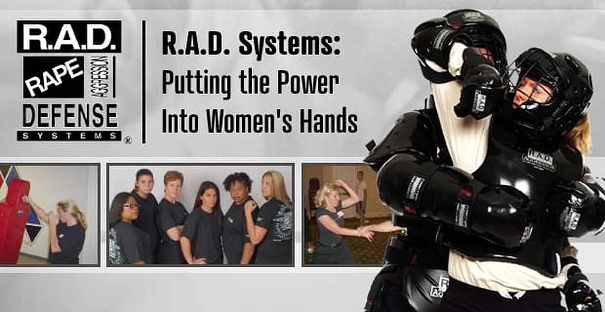 R.A.D. Systems: Dozens of Accessible Self-Defense Classes Put the Power Into Women's Hands