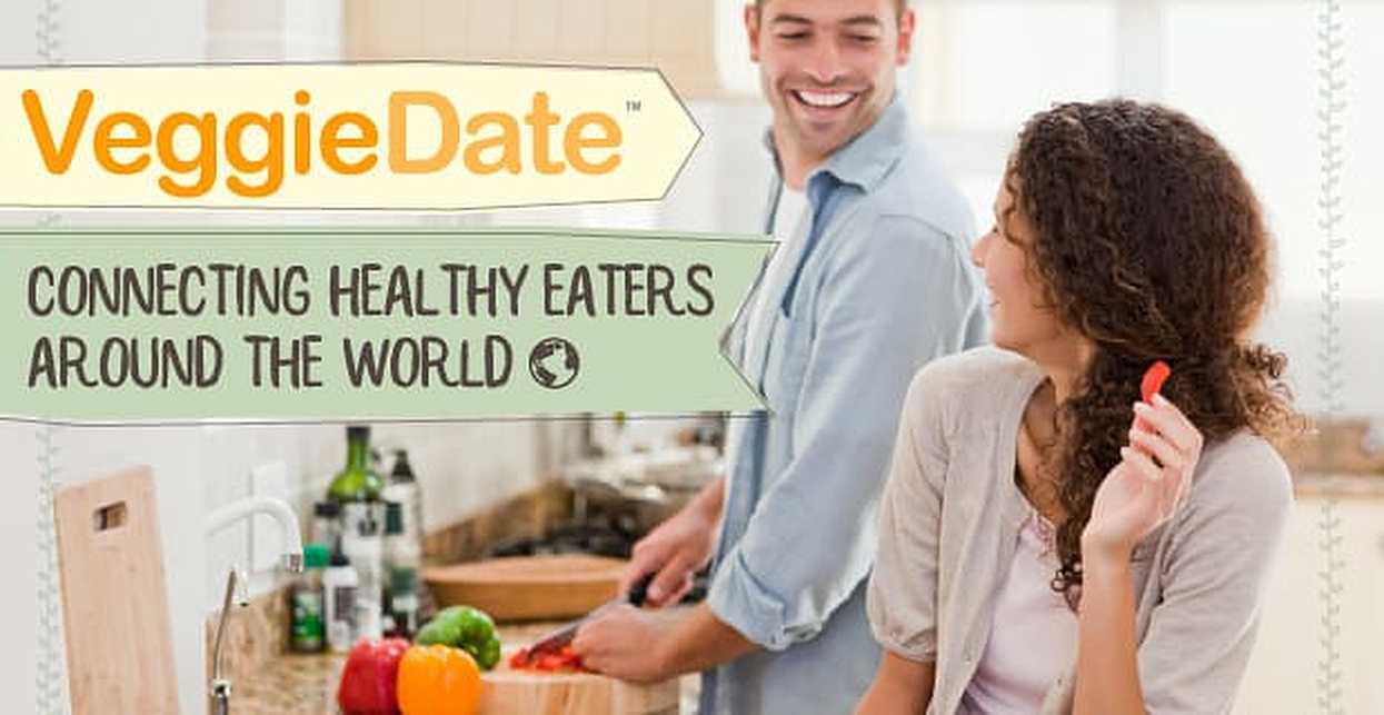 VeggieDate Promotes a Down-To-Earth Lifestyle — Connecting Vegetarians, Vegans & Healthy Eaters Around the World