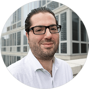 Photo of Josh Levy, CEO of BeenVerified