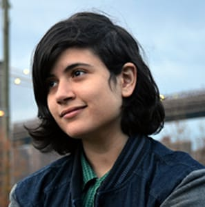 Photo of Yeni Sleidi, Co-Founder and Community Manager