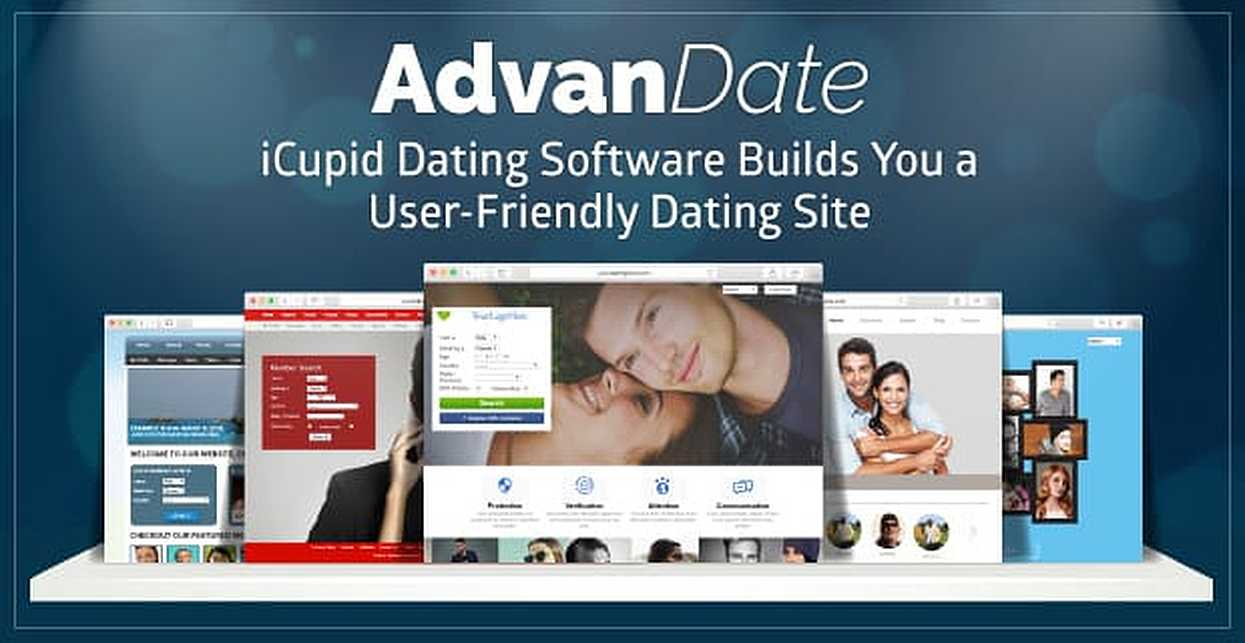 dating site software