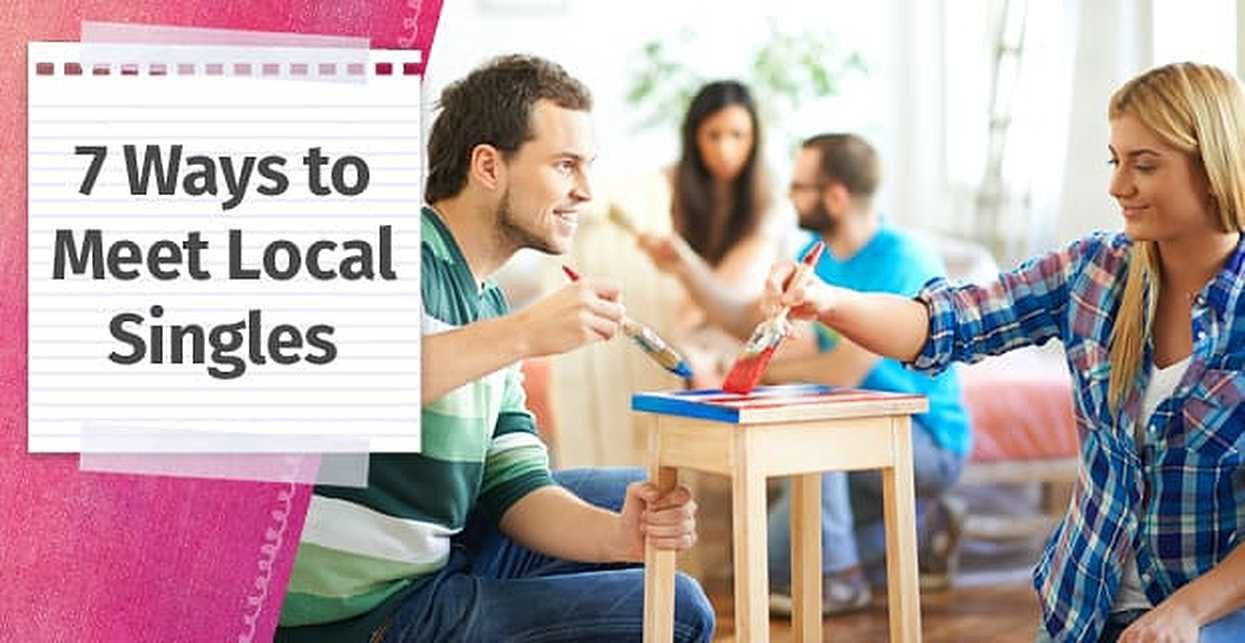 7 (Free) Ways to Meet Local Singles
