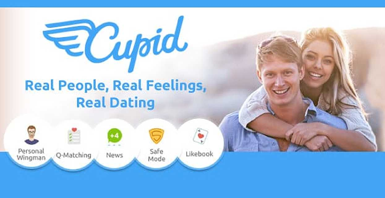 Real People, Real Feelings, Real Dating — Cupid.com Provides a Genuine, Safe & Fun Online Dating Experience
