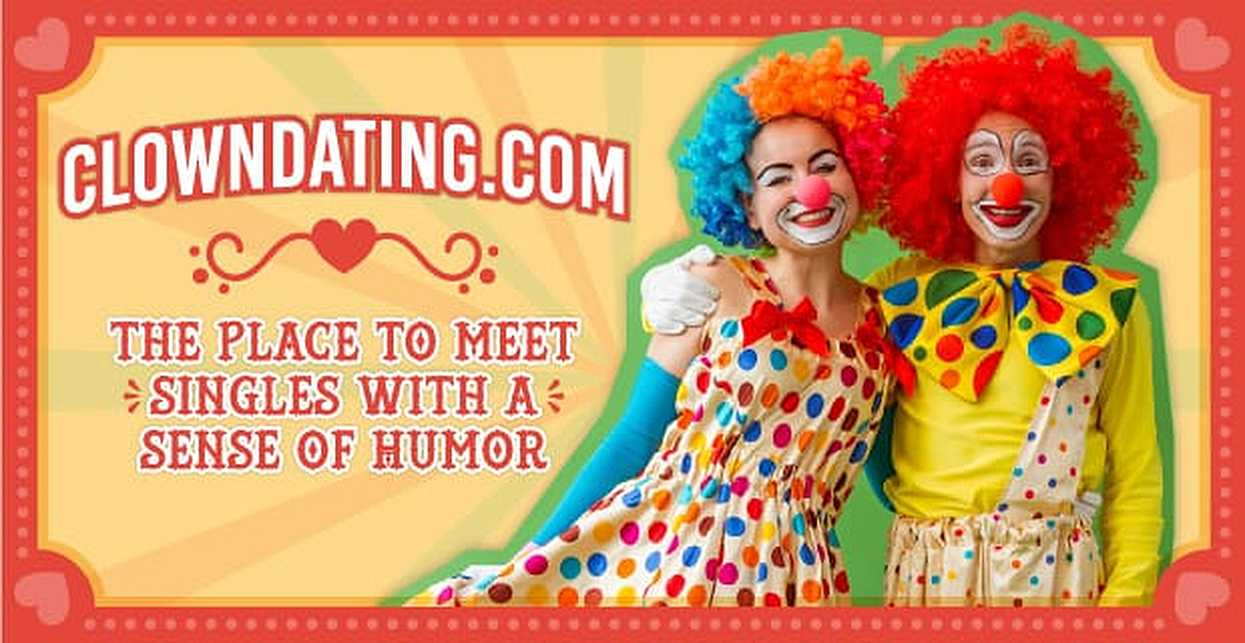 Online dating for clowns