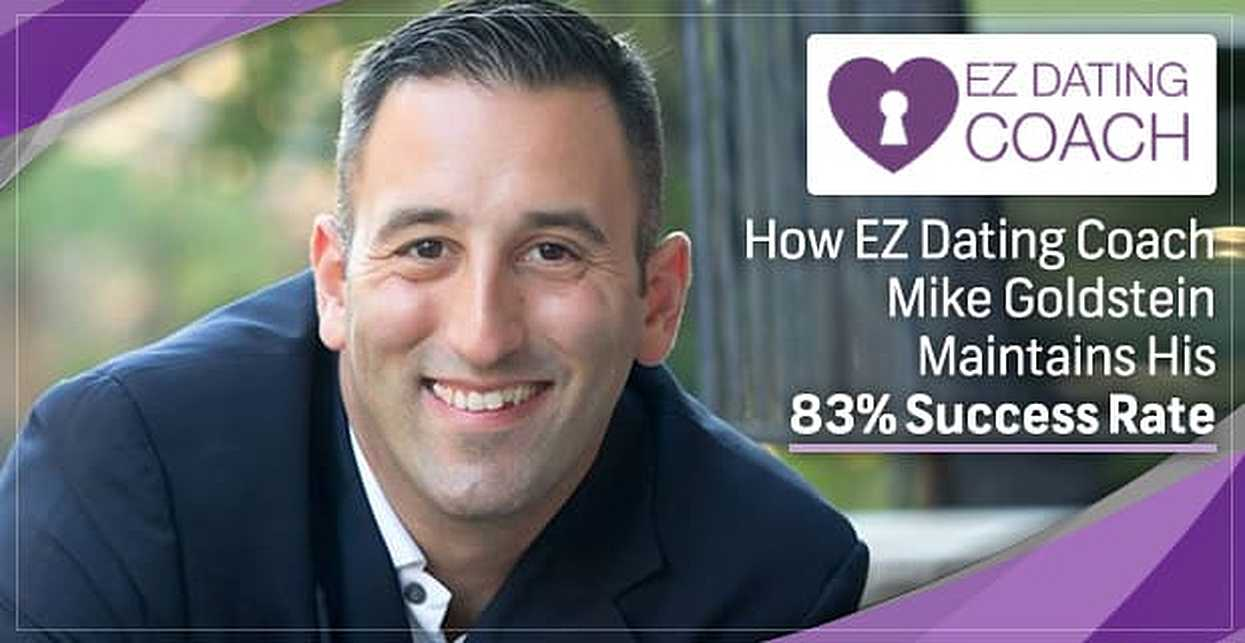 Analytics Don't Lie: How EZ Dating Coach Mike Goldstein Maintains His 83% Success Rate