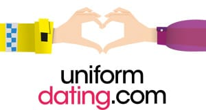 Photo of the UniformDating.com logo