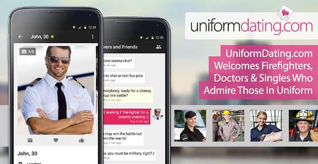 Uniformdating.com free granny dating
