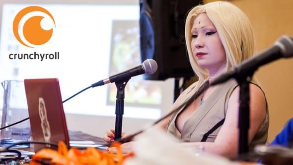 Photo of Crunchyroll Brand Manager Victoria Holden