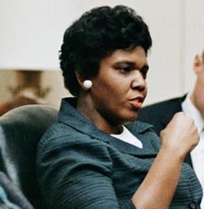 Photo of Representative Barbara Jordan