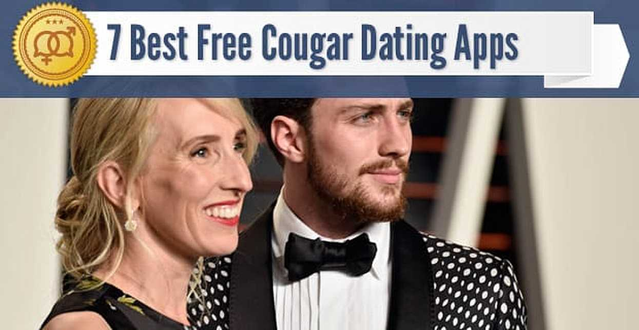 "7 Best Free ""Cougar Dating App"" Options (2017)"