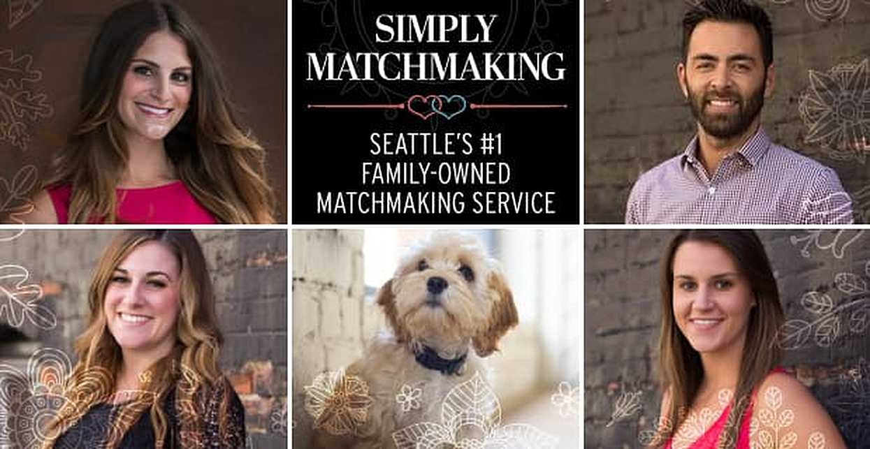 Seattle's #1 Family-Owned Matchmaking & Date-Coaching Service Simply Matchmaking™ Gives Personal Tips to Singles Seeking Love