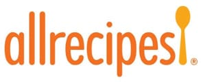 Photo of the Allrecipes logo