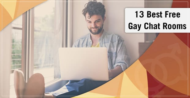 13 Best Free Gay Chat Rooms (Video, Phone, Live, Apps)