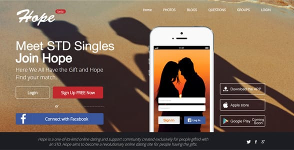 Hope dating site