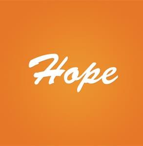 Photo of the Hope logo