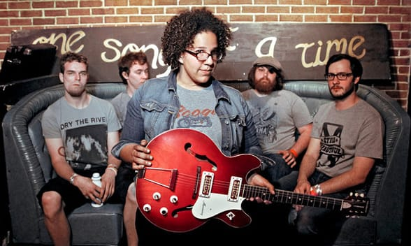 Photo of Alabama Shakes