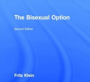 "Photo of ""The Bisexual Option"" book"