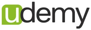 Photo of the Udemy logo