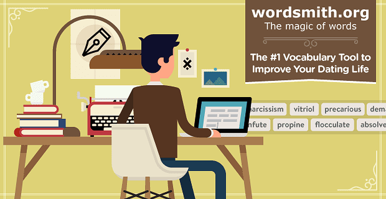 Wordsmith: The #1 Vocabulary-Building Tool to Easily Improve Your Communication Skills & Dating Life