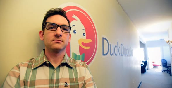 Gabriel Weinberg, Founder and Creator of DuckDuckGo