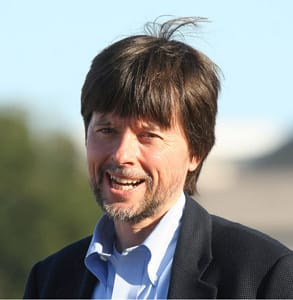Photo of Ken Burns, American filmmaker