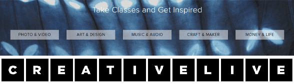 Photo of the CreativeLive logo