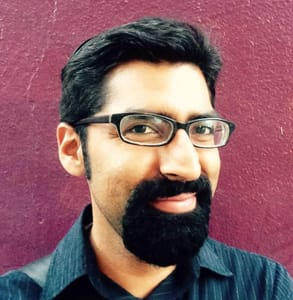 Photo of Anirvan Chatterjee, Founder of BookFinder.com