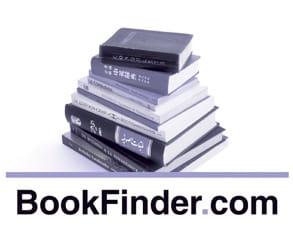 Photo of the BookFinder logo