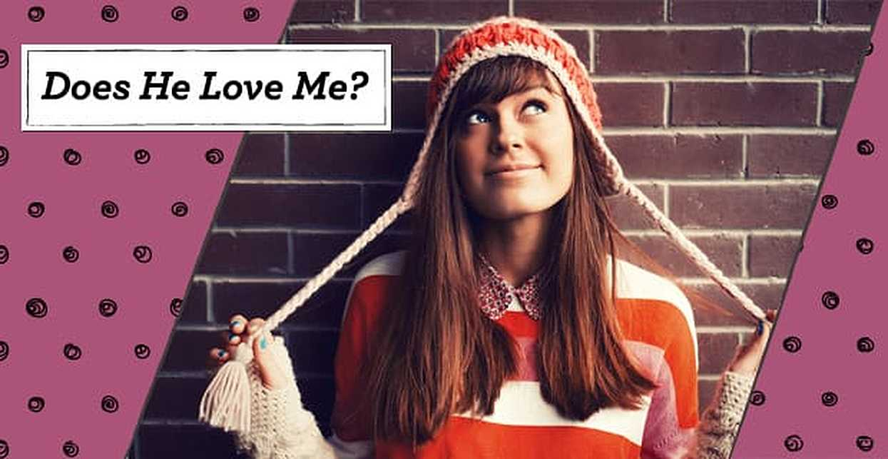 """Does He Love Me?"" — 10 Guaranteed Signs He Does (And Doesn't)"