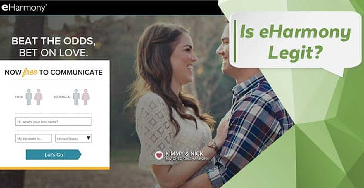 """Is eHarmony Legit?"" — 6 (Important) Questions Answered"