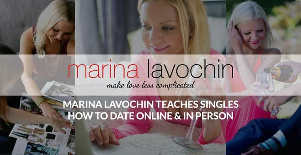 Coaching Confidence: Marina Lavochin Teaches Singles the Skills to Date Online & In Person