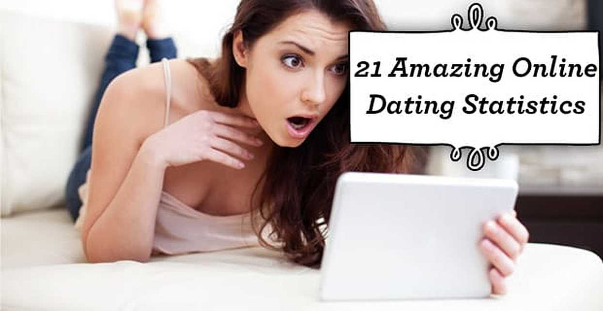21 Amazing Online Dating Statistics — (The Good, Bad & Weird Facts)