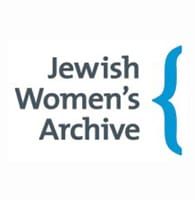 Photo of the Jewish Women's Archive logo