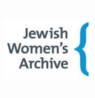 Photo of the Jewish Women's Archive logo