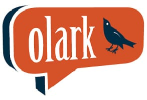 Photo of the Olark logo